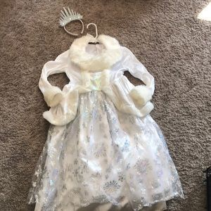 Snow Princess Halloween costume